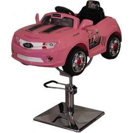 Детское парикмахерское кресло машинка Camaro
