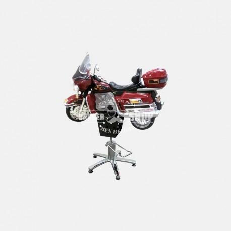 Детское парикмахерское кресло Мото Вояджер Ред