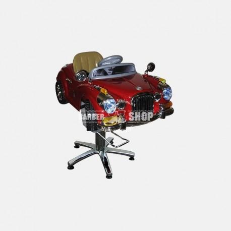 Детское парикмахерское кресло Машинка Ретро