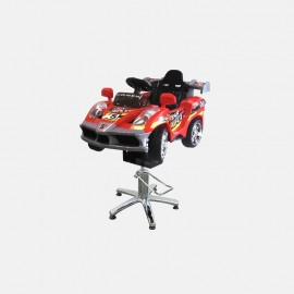 Детское парикмахерское кресло Авто Мастер