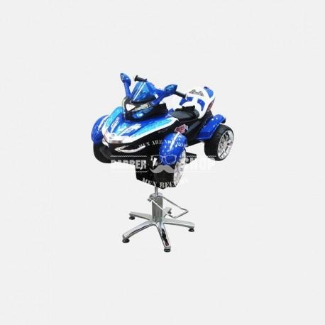 Детское парикмахерское кресло Авто Квадро