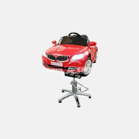 Детское парикмахерское кресло Авто БМВ Т004 ТТ