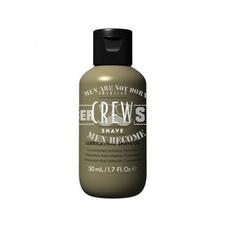 Масло для бритья / Lubricating Shave Oil 50мл AMERICAN CREW Америка