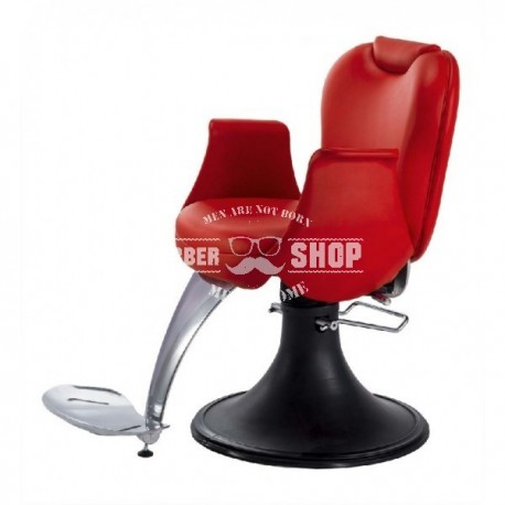 Мужское парикмахерское кресло TATU OPTIMA