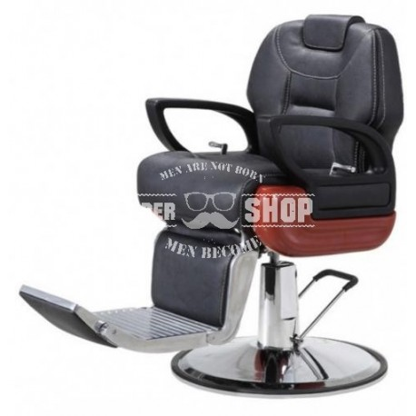 Кресло мужское barber МД-8763