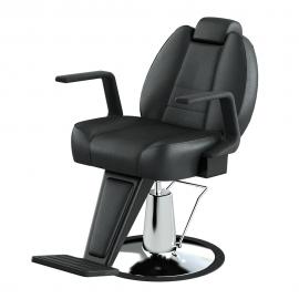 Парикмахерское мужское кресло Амбассадор с основанием 3000R