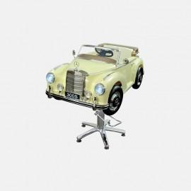Детское парикмахерское кресло Авто Мерседес Бенц 300С