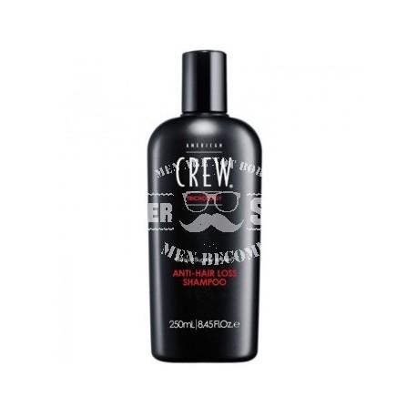 Шампунь American Crew Classic против выпадения для тонких волос / Anti-Hair Loss + Thickening 250мл Америка