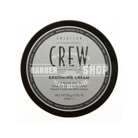 Крем сильной фиксации для укладки волос Grooming Cream American Crew Styling