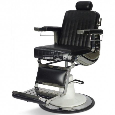 """Grant"" Vintage Reclining Hair Salon Barber Chair"