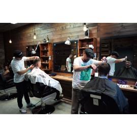 Gagarin barbershop